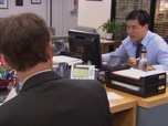 The office saison 8 - The office saison 9 - jim est asiatique